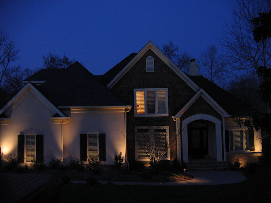 Outdoor lighting commercial mozeypictures Gallery